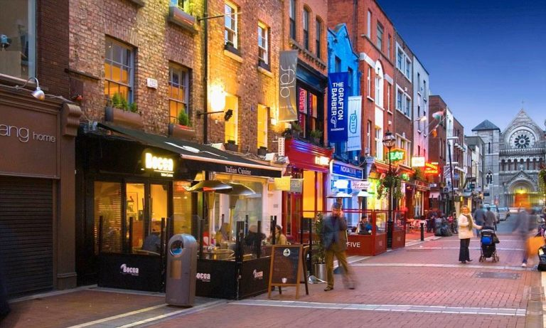 Learn English in Dublin city Ireland
