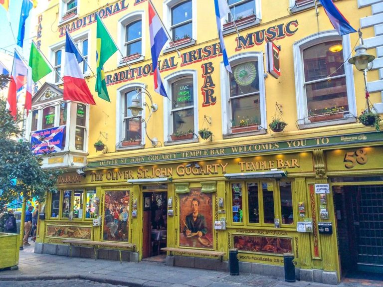 English Language course Mini-stays for high schools in Dublin