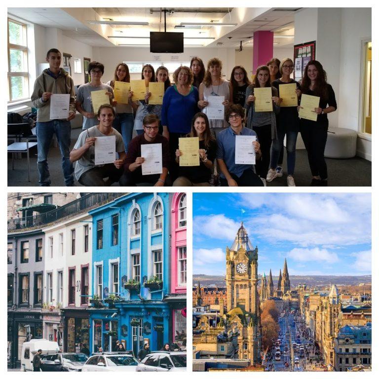 Mini-stays Edinburgh for school groups