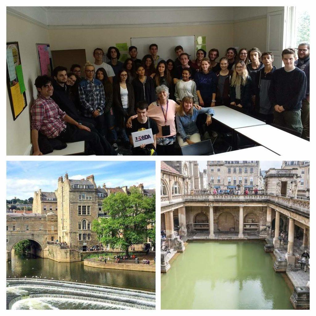 Mini-stays in Bath for school group