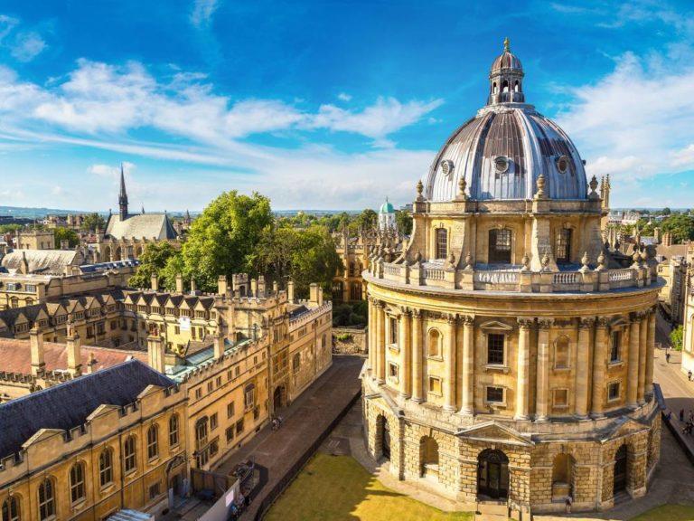 Mini-stays in Oxford