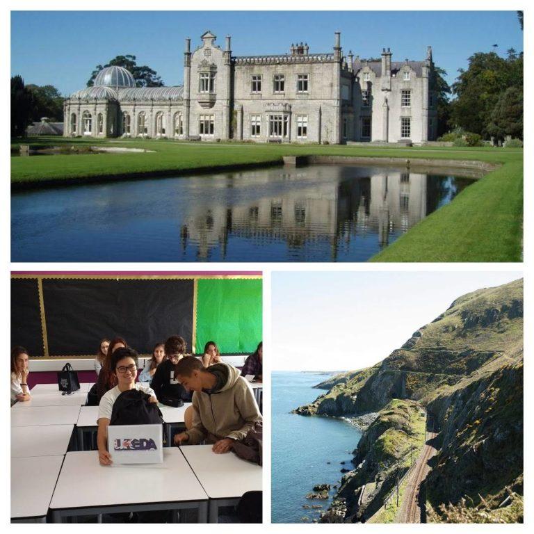 School language trip Mini-stays in Bray