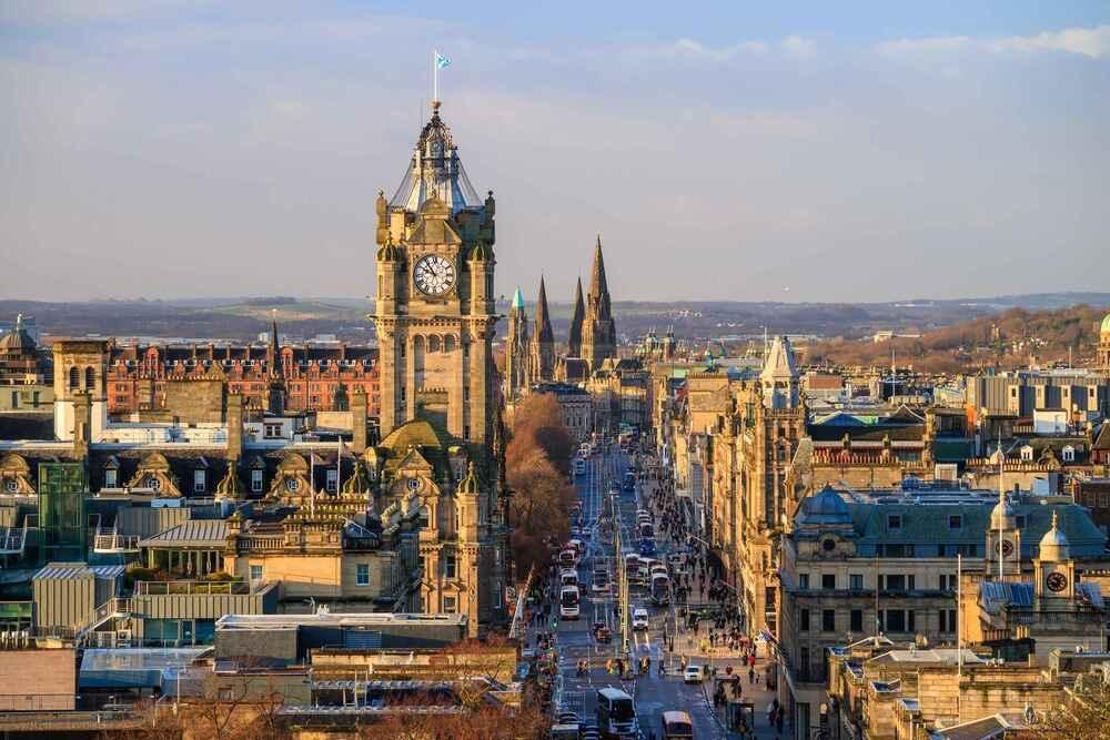 Scotland Edinburgh Ministays