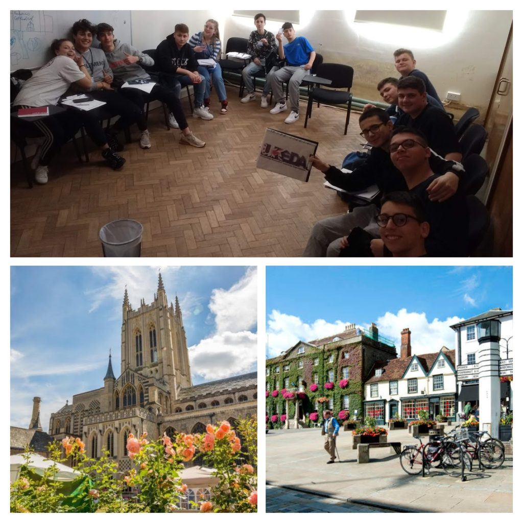 English Language course Mini-stays for high schools in Bury St Edmunds