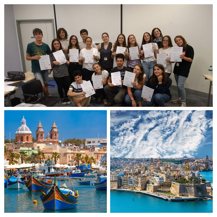 English Language course Mini-stays for high schools in Malta