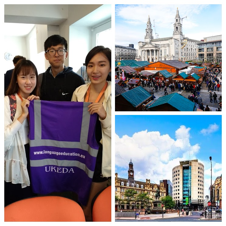 English Language course Mini-stays for high schools in Leeds