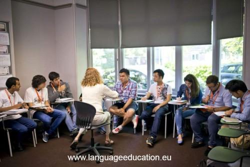 English Language School course in Bray