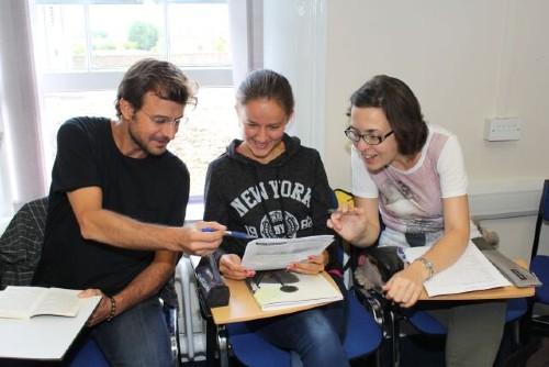 English Language School course in Bury St Edmunds