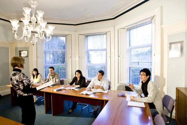 English Language School course in Cork