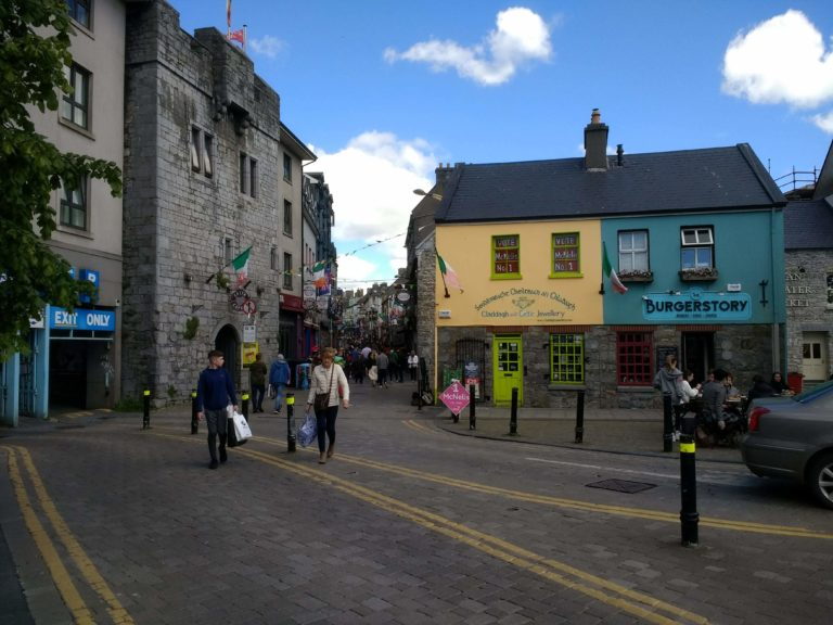English Language School course in Galway