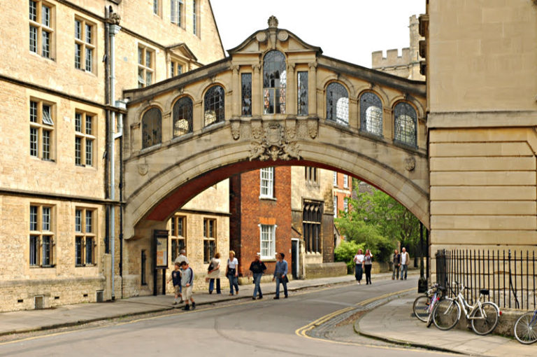 English Language School course in Oxford