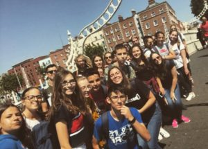 Junior Homestay English Summer School Dublin