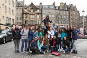 Junior Homestay English Summer School Edinburgh