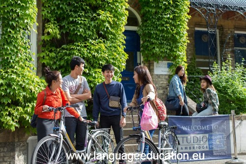 English Language School course in Cambridge