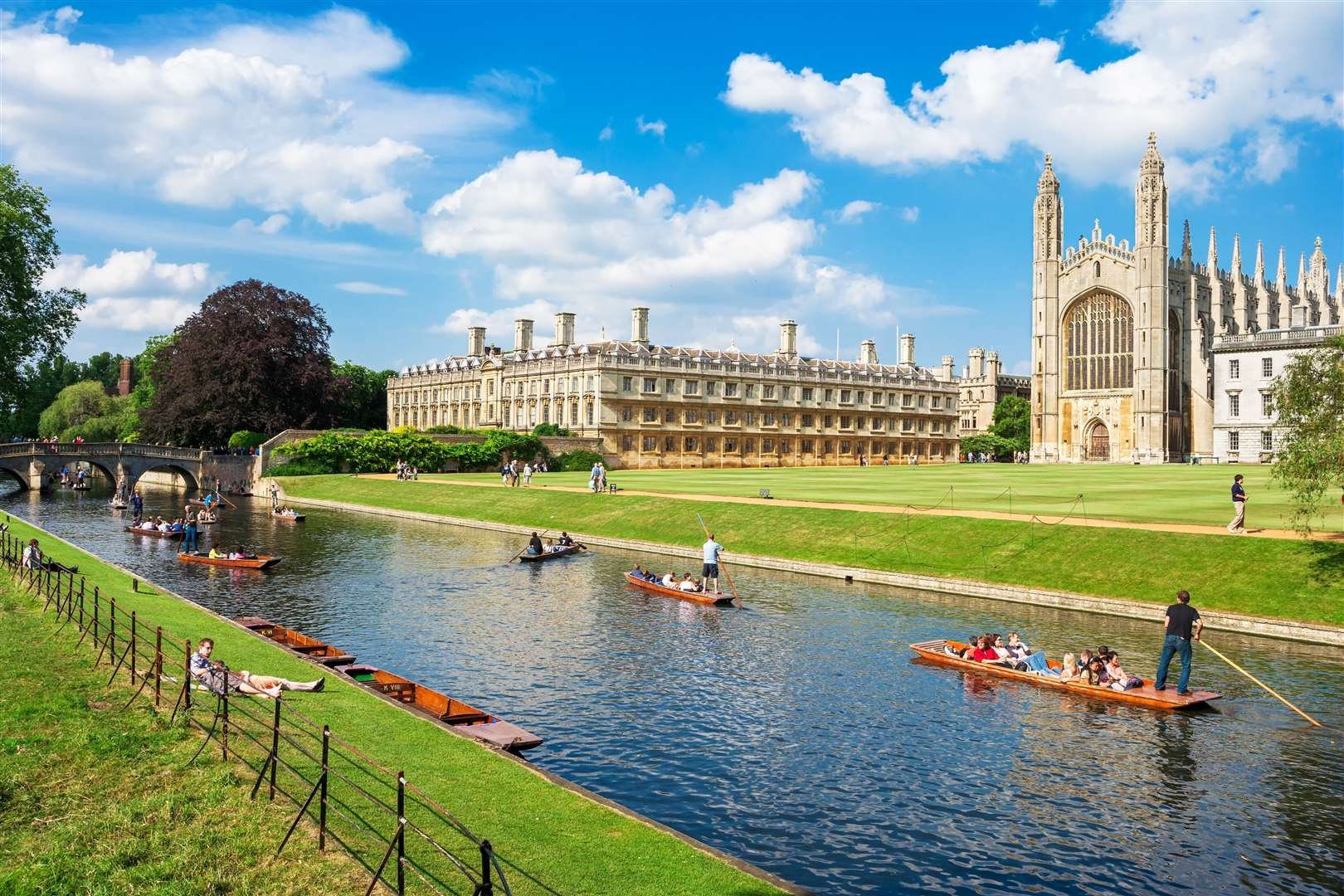 English Language School course in Cambridge